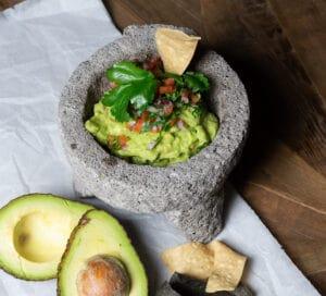 Aguacate, la fruta de moda, básica en la cocina mexicana