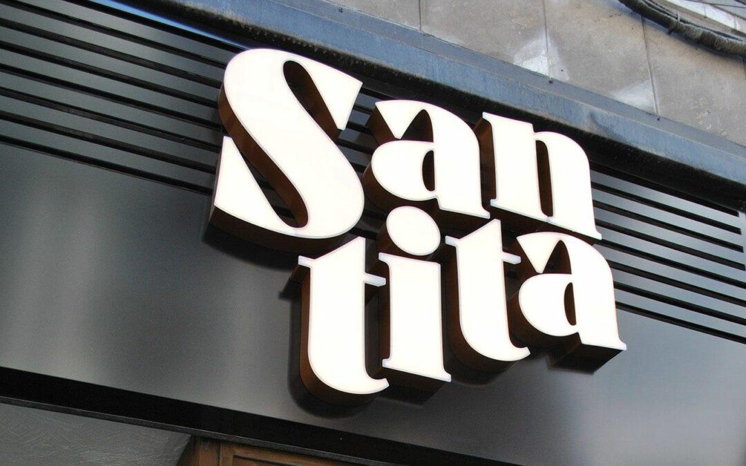 SANTITA CARBÓN MEXICANO: RESTAURANTE FUENCARRAL, MADRID