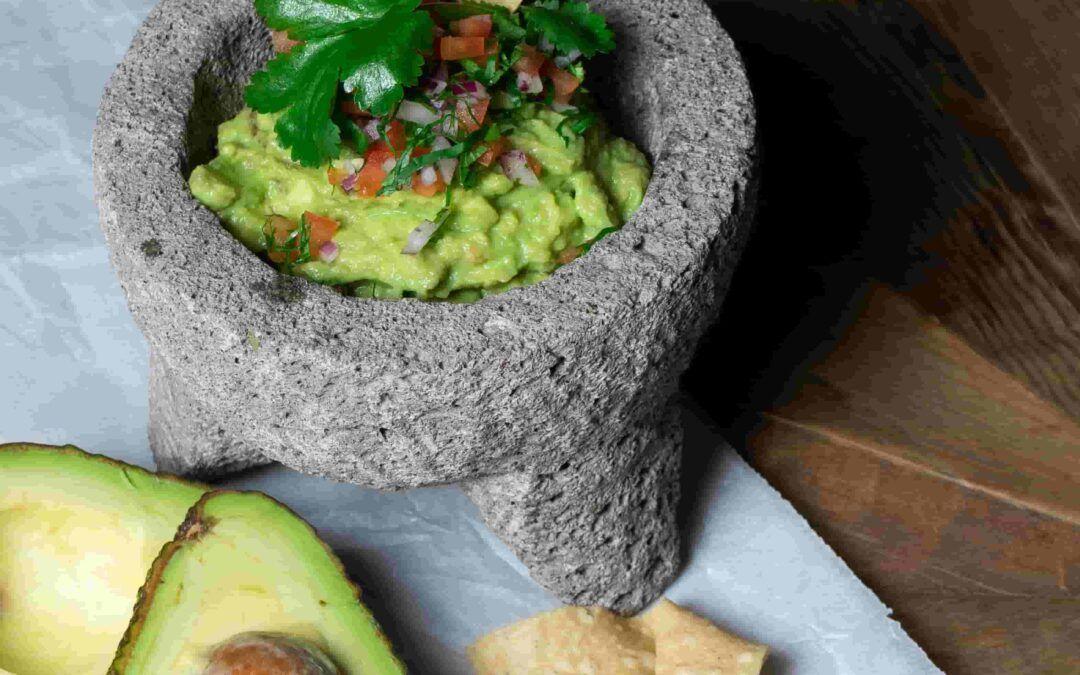 Conoce recetas mexicanas con aguacate.