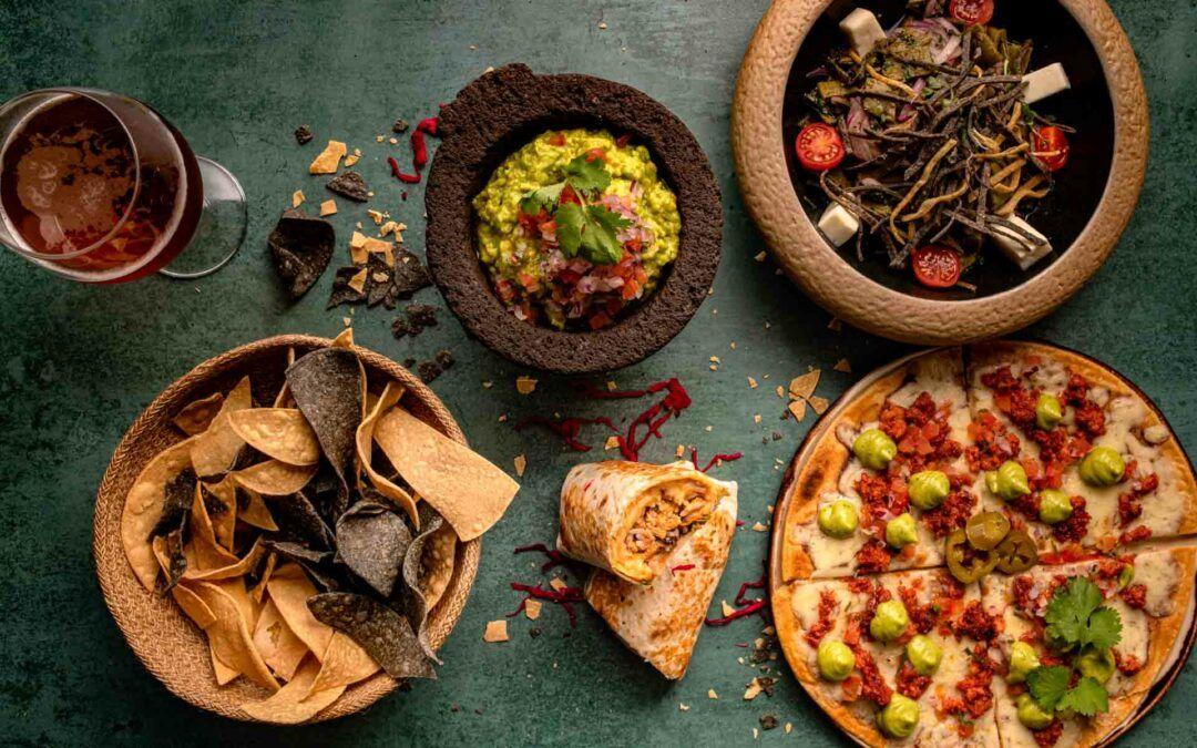 Mejor restaurante mexicano Madrid
